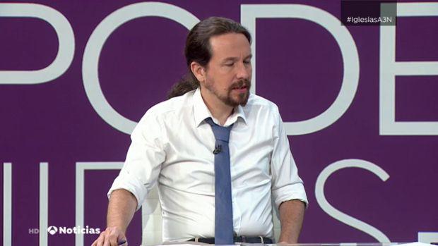 """Pablo Iglesias: """"Tenemos que dejar los reproches y la arrogancia a un lado y empezar a negociar"""""""