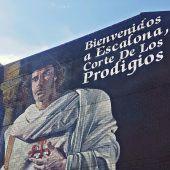 Escalona mural