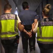 El detenido por el crimen de la cirujana en Madrid