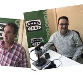 Pablo García y Raúl Azpeleta