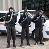 Seguridad en Biarritz ante el G7