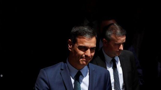 Sánchez se reunirá en Biarritz con Boris Johnson y con el presidente del Banco Mundial