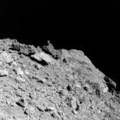 El asteroide Ryugu pudo formarse por un evento catastrofico