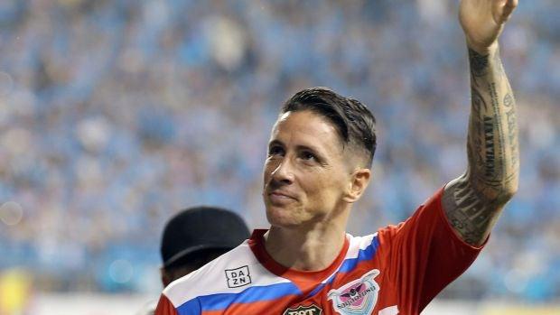 """Antonio Sanz: """"Antes o después Fernando Torres se encontrará en el camino con el Atlético de Madrid"""""""