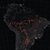Así arde el Amazonas según los satélites de la NASA