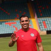 El entrenador mexicano 'Chiquimarco'