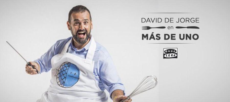 Robin Food ficha por Más de uno, en Onda Cero