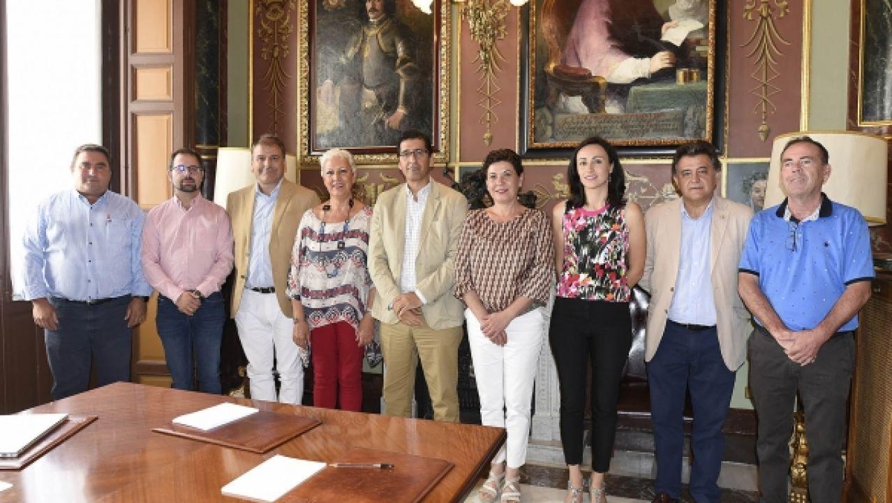 La Diputación Muestra Su Apoyo A Los Municipios Afectados