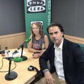 El director de Clia Span, la asociación internacional de líneas de crucero, Alfredo Serra en Onda Cero Mallorca.