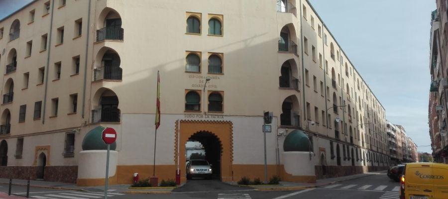 La Guardia Civil evitó un suicidio en Piedrabuena