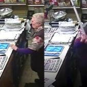 Una mujer británica de 82 años planta cara a un atracador con su bastón