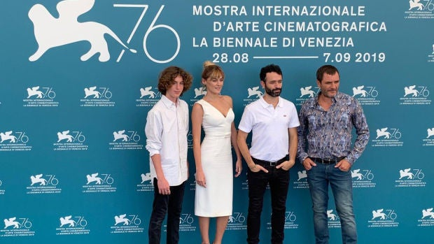 """Rodrigo Sorogoyen: """"La respuesta del Festival de Venecia a la presentación de 'Madre' ha sido muy positiva"""""""