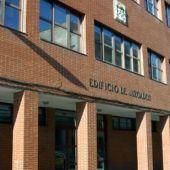 Edificio de los juzgados de Puertollano