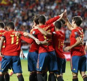 Los datos de MisterChip sobre la Selección: Un empate ante Suecia le vale a España en su partido número 700
