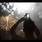 Fotografía finalista en la categoría 'Otros momentos de la Nit de l'Albà' realizada por adrianmateoa.