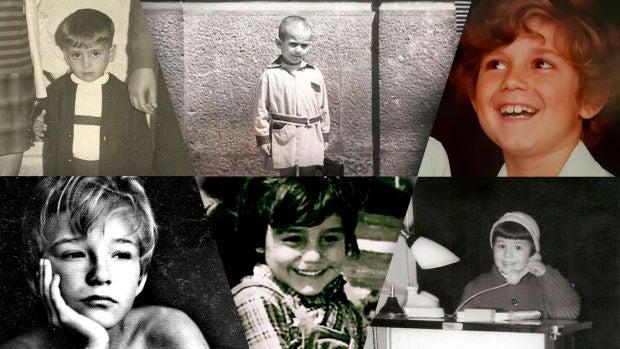 Las caras de Onda Cero a su edad escolar