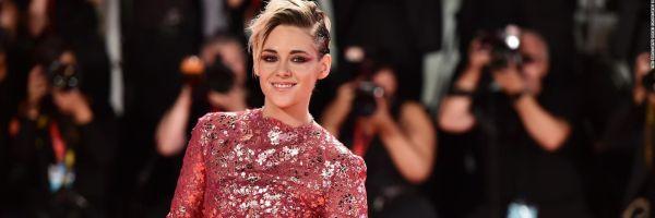 La actriz Kristen Stewart, en la alfombra roja del Festival de Venecia 2019