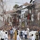 Imagen de la Romería del Pino el 08/09/2019 en Teror, Gran Canaria