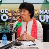 La ministra Isabel Celaá en Onda Cero
