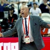 Mike Taylor, seleccionador de la selección polaca de baloncesto