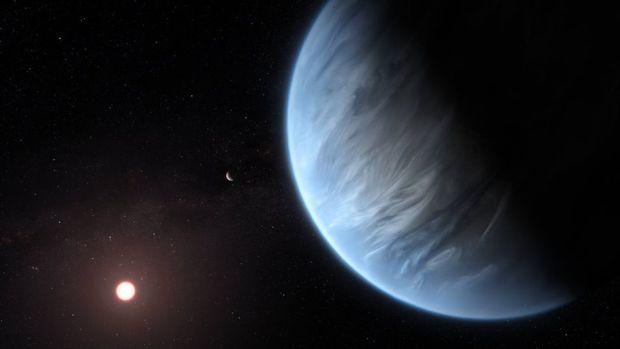 Tertulia Zona Cero: Agua en un exoplaneta