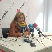 Amparo Messía de la Cerda, presidenta provincial de Cruz Roja