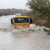 Graves inundaciones en Molina de Segura, Murcia