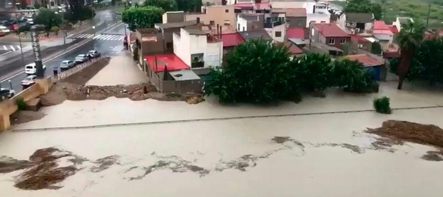 Gota fría: Inundaciones en Orihuela