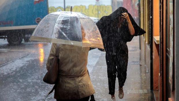 Este viernes lluvias persistentes en casi todo el país