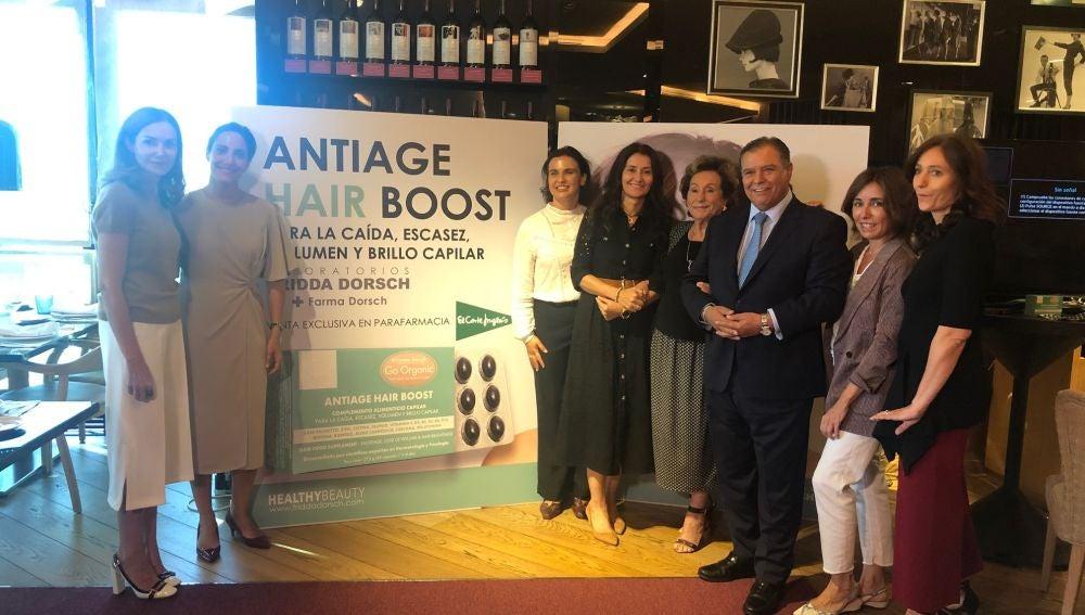 Factores hormonales, oxidativos y antiinflamatorios propician el mejor producto para la caída del cabello en cápsulas