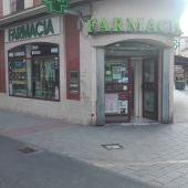 Una farmacia de Ciudad Real