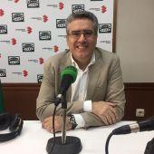 Miguel Ángel Rodríguez, durante la entrevista en Onda Cero Ciudad Real