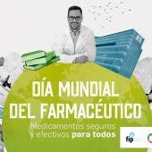 Día Mundial del Farmacéutico