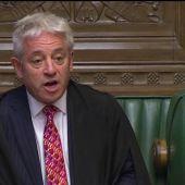 Reabre el Parlamento británico y Boris Jhonson regresa anticipadamente a Londres