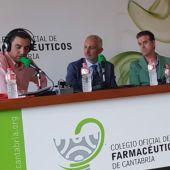 Más de Uno Cantabria en el Colegio de Farmaceúticos