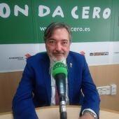 Salvador Martínez, director del Instituto de Neurociencias, en los estudios de Onda Cero Elche.