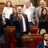 El diputado de Ciudadanos Carlos Carrizosa