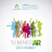 La cadena humana se organizará el domingo en la Plaza Mayor de Ciudad Real
