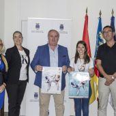 Presentación Campeonato Europeo Taekwondo.