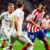 Atlético de Madrid- Real Madrid