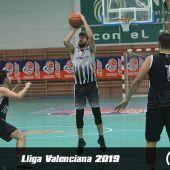 La clave de la victoria del Interkozha Elche Basket Club estuvo en una defensa agresiva y en la buena elección en el tiro.