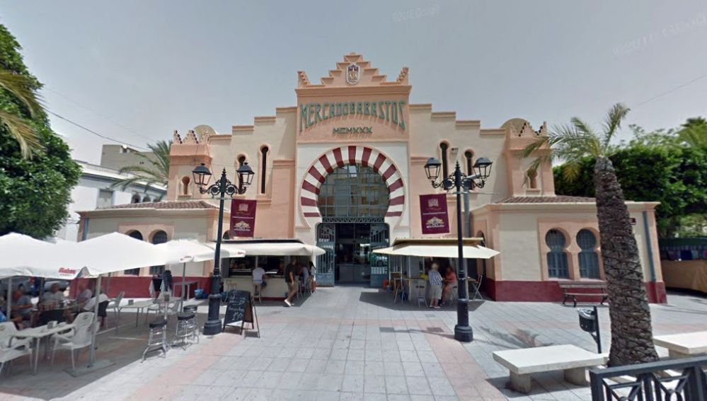Mercado de abastos de Aspe.