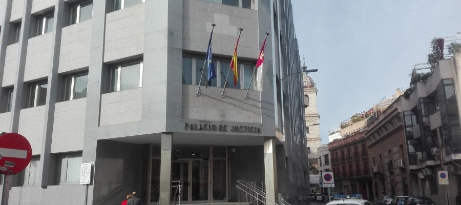 El juicio ha quedado suspendido en la Audiencia Provincial de Ciudad Real