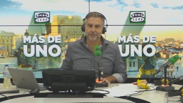 VÍDEO del monólogo de Carlos Alsina en Más de uno 01/10/2019