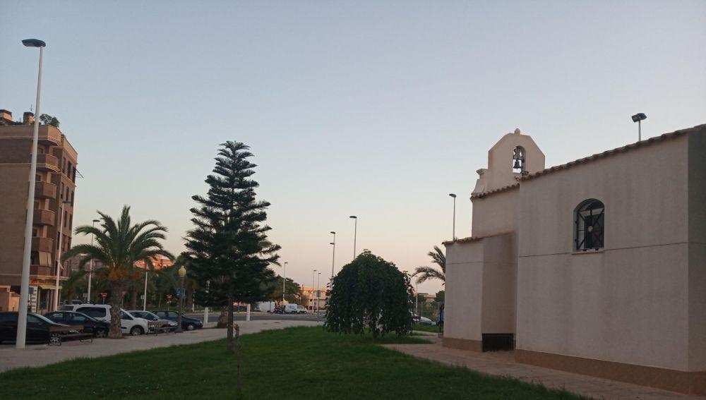 Barrio El Toscar de Elche.