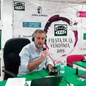 Carlos Alsina  en el programa especial desde Corral de Almaguer