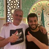 Encuentro entre Mourinho y Al-Sheikh