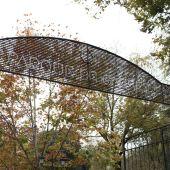 Tres de las fuentes donde se detectaron legionela están en el Parque de Gasset