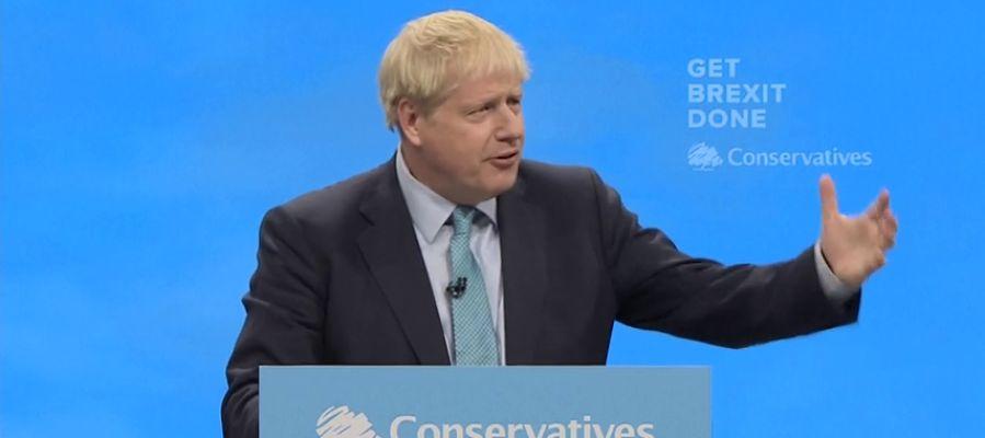 Boris Johnson propone a Europa un Brexit sin controles en Irlanda del Norte