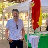 Javier Alcina ha presentado su dimisión como presidente de Vox Zamora